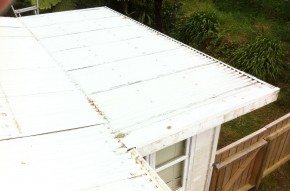 Before Re-roof